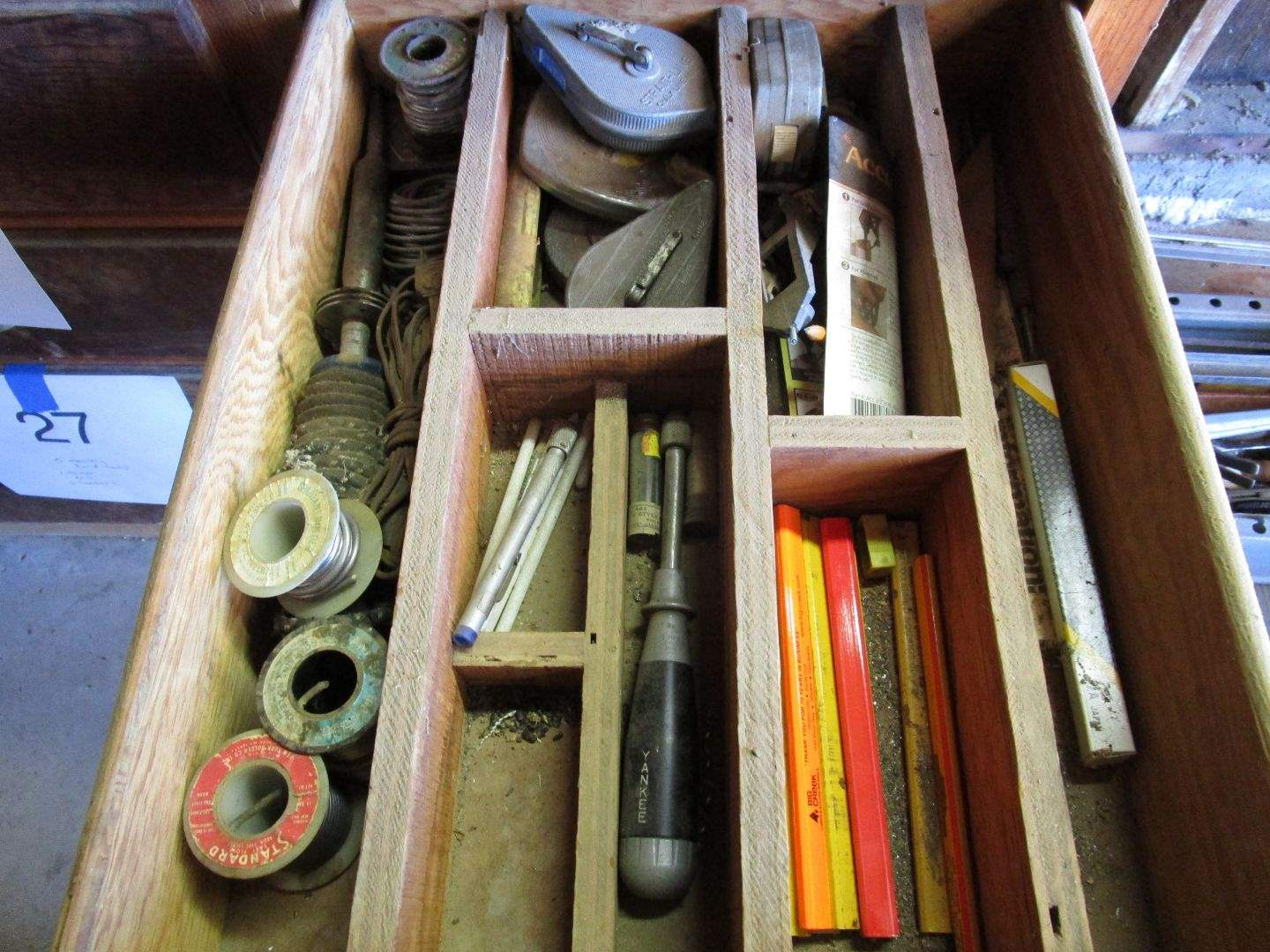 Lot # 30 - Misc Drawer Contents (main image)