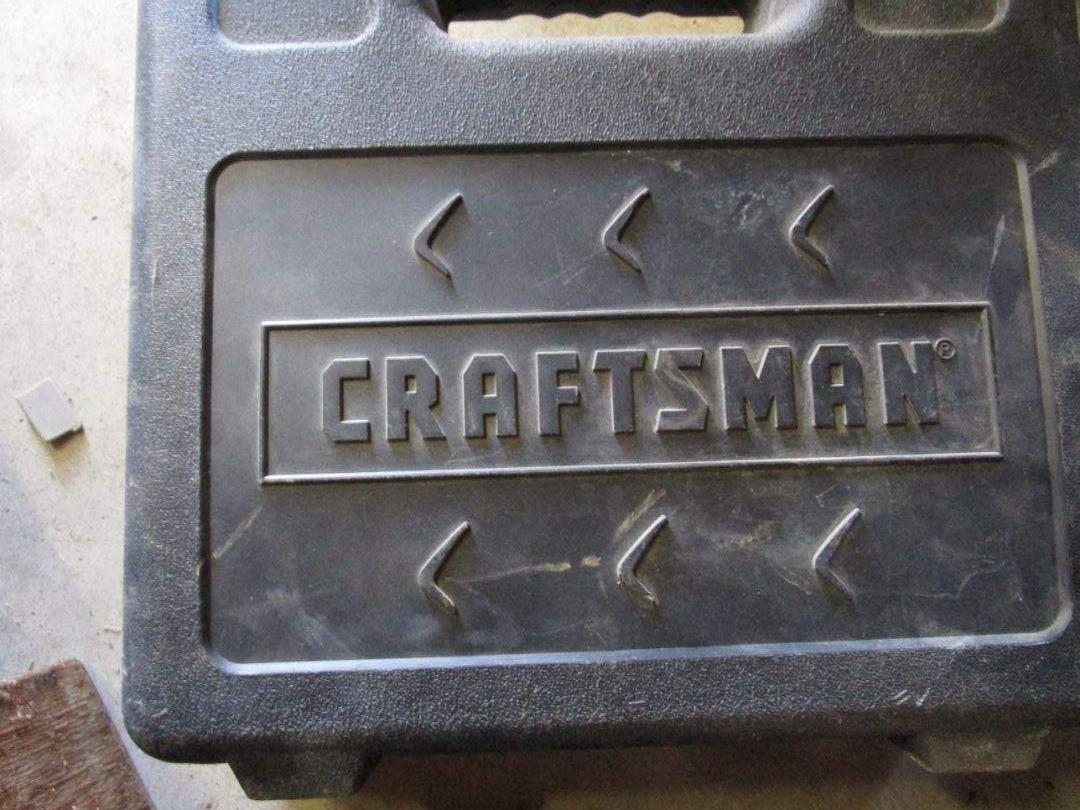 Lot # 43 - Several TOOLS! Craftsman, Skilsaw, Black & Decker, and more! (main image)
