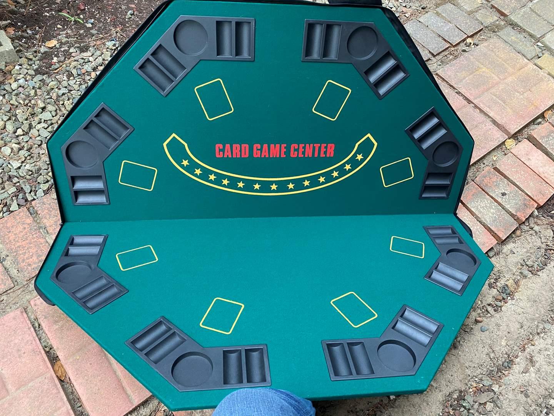 Lot # 46 - PORTABLE GAMING TABLE TOP (main image)