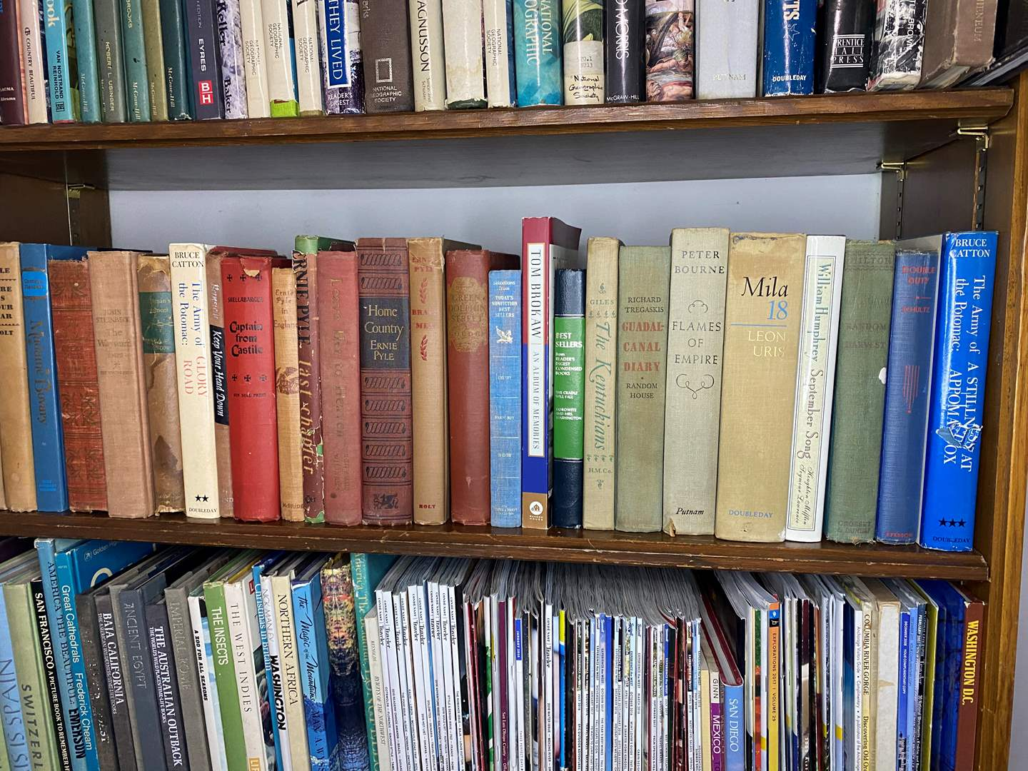 Lot # 17 - COLLECTION OF BOOKS (main image)