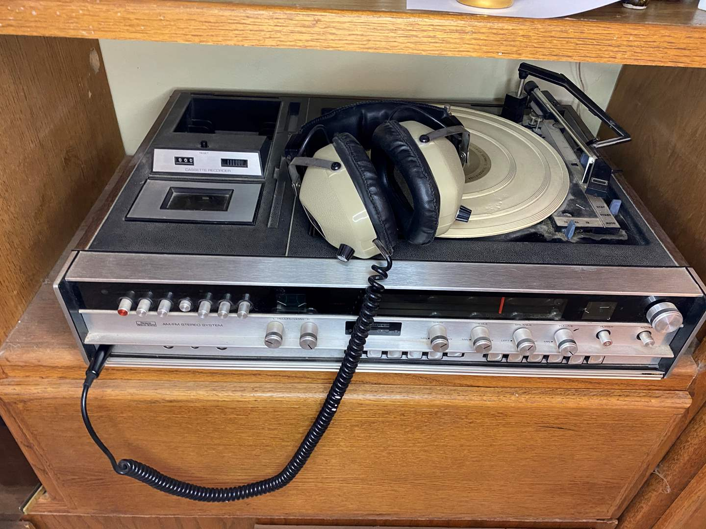 Lot # 48 - SEARS LP TO TAPE RECORDING COMPONENT (main image)