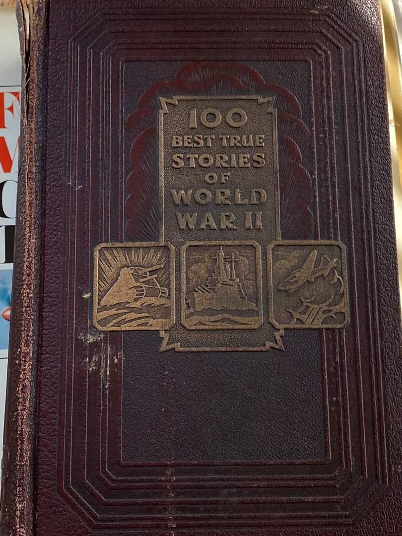 Lot # 276 - MILITARY THEMED BOOKS (main image)