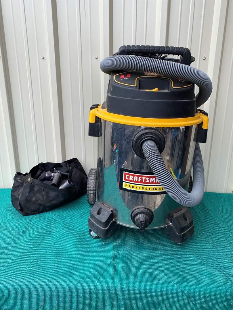 Lot# 38- Craftman Professional 16 Gallon Shop Vac (main image)