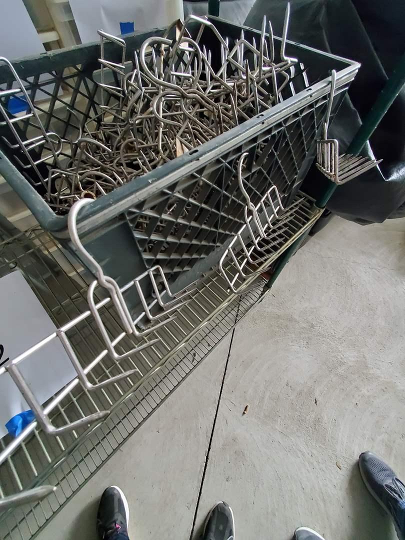 Lot# 66- Stainless Steel NSF Hooks (main image)