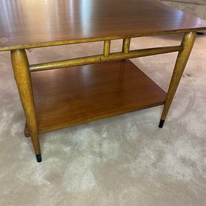 Lot # 89  - MID CENTURY MODERN TABLE