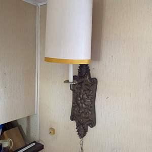 Lot # 106 - MID CENTURY WALL LAMP