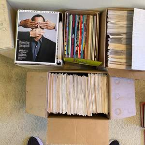 Lot # 136 - STANFORD MAGAZINES - BOXES FULL!
