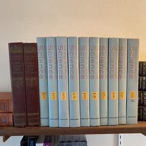 Lot # 145 - VINTAGE BOOKS