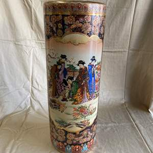 """Lot # 20 - CHINESE UMBRELLA STAND 24"""" TALL"""