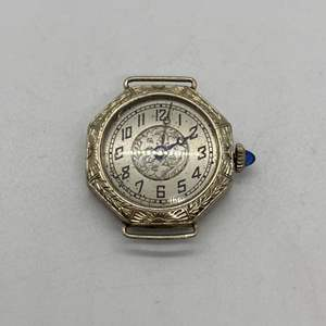 Lot # 63 - GOLD WATCH 14k CASE (13.4g total weight)