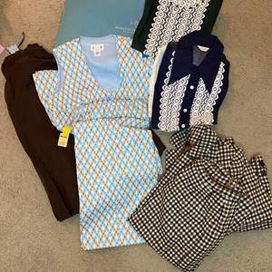 Lot # 208 - VINTAGE CLOTHING W/TAGS