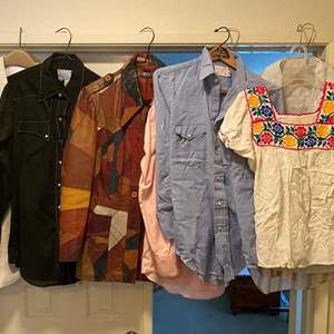 Lot # 214  - VINTAGE CLOTHING - WESTERN WEAR
