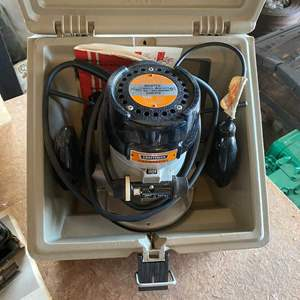 Lot # 219 - CRAFTSMAN ROUTER