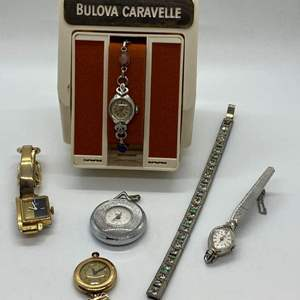 Lot # 247 - VINTAGE WATCHES