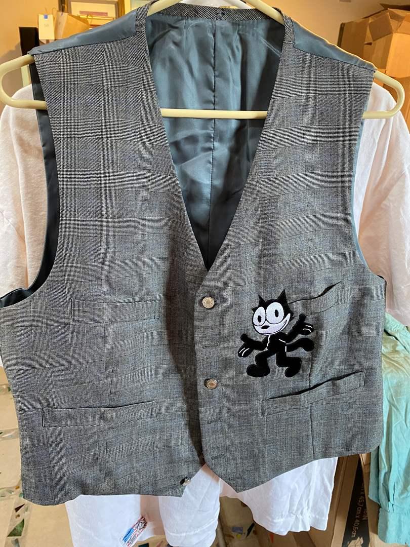 Lot # 72 - Felix & Betty Boob Embroidered Shirts (main image)