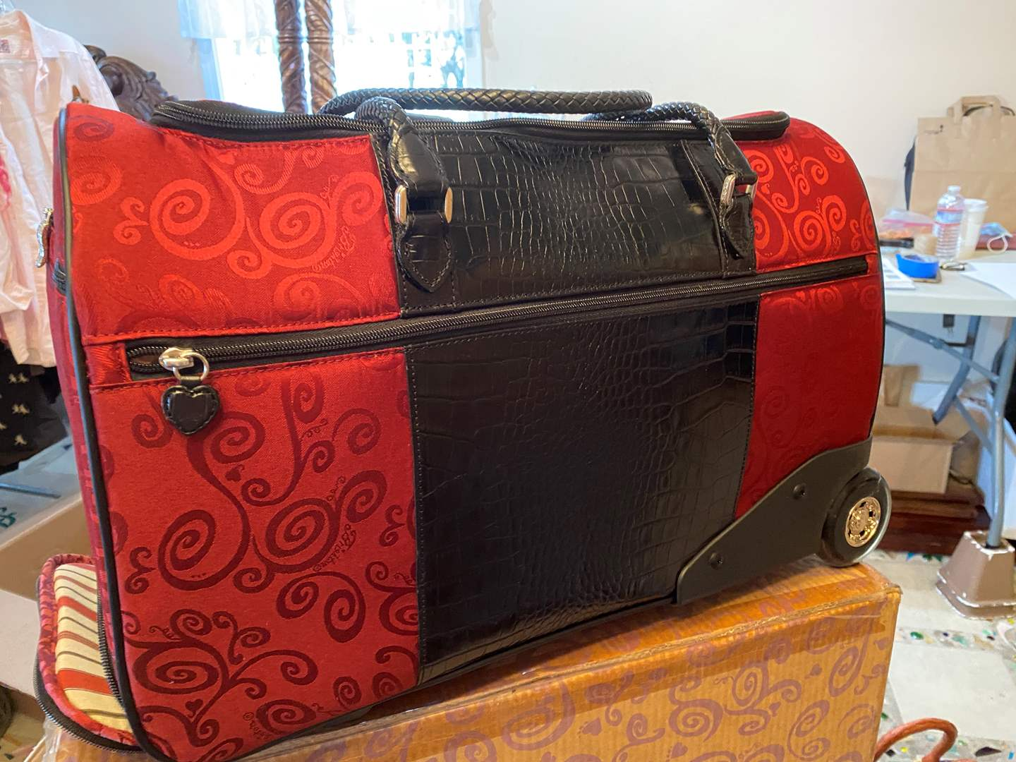 "Lot # 93 - Brighton ""New In The Box"" Luggage (main image)"