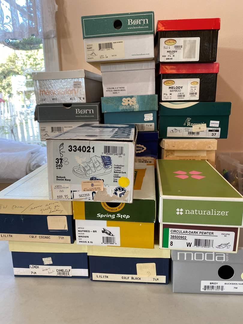 Lot # 108 - Ladies Shoes (main image)