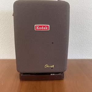 Lot# 5-Vintage Kodak Super Showtime 8 Projector Model A-25