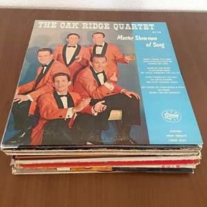 Lot# 19-Vintage Vinyl Records