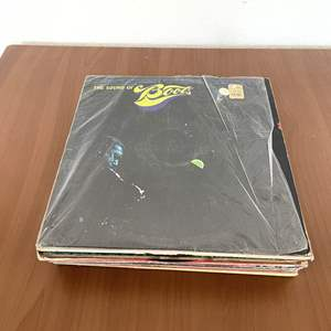 Lot# 22-Vintage Vinyl Records