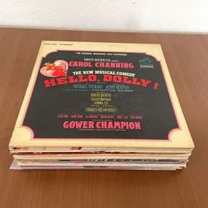Lot# 25-Vintage Vinyl Records