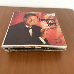 Lot# 27-Vintage Vinyl Records