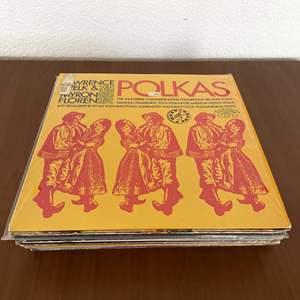 Lot# 28-Vintage Vinyl Records