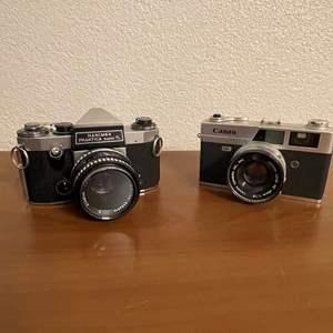 Lot# 57- Hanimex Praktica Super TL 35mm Film, Vintage Camera