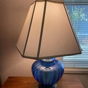 Lot# 101-Matching Lamps