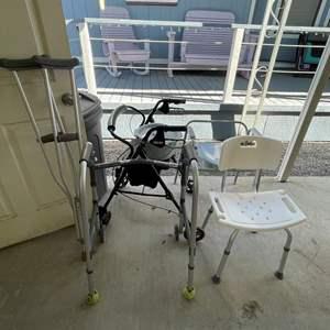 Lot# 107- Medical Equipment