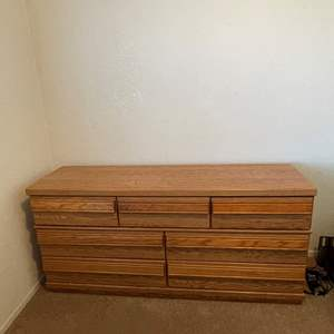 Lot# 115- Large Dresser