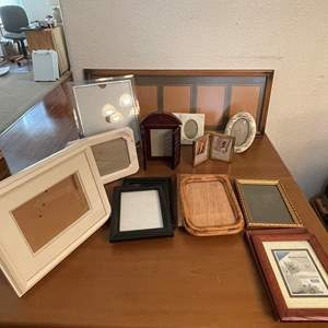 Lot# 118-Picture Frames