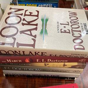 Lot# 131- Assorted Hardcover Book Collection