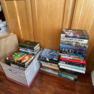 Lot# 135- Assorted Book Collection, Hardcover