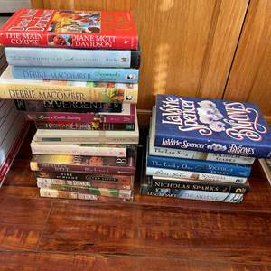 Lot# 137- Assorted Book Collection