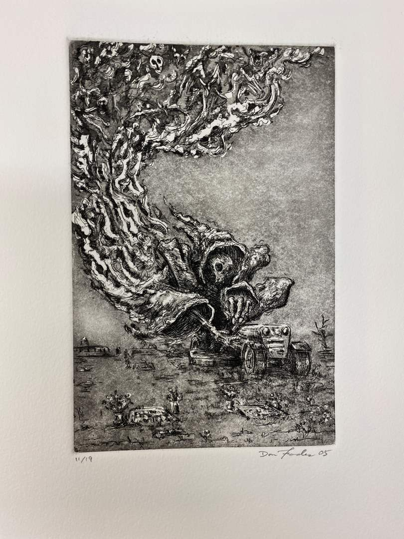 """Lot # 47 - """"Artist Proofs"""" Etchings Signed & Numbered - by various Artist - Exceptional Quality (main image)"""