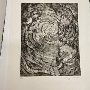 """Lot # 48 -  """"Artist Proofs"""" Etchings Signed & Numbered - by various Artist - Exceptional Quality"""