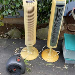 Lot # 64 - 3 Working Heaters