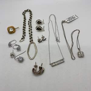 Lot # 204 - Sterling & 925 Jewelry