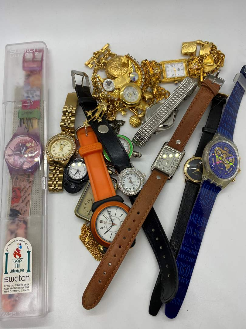Lot # 208 - Watches (main image)