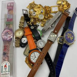 Lot # 208 - Watches