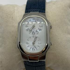 Lot # 209 - Philip Stein Teslar Dual Zone Watch With Extra Bands & Original Box