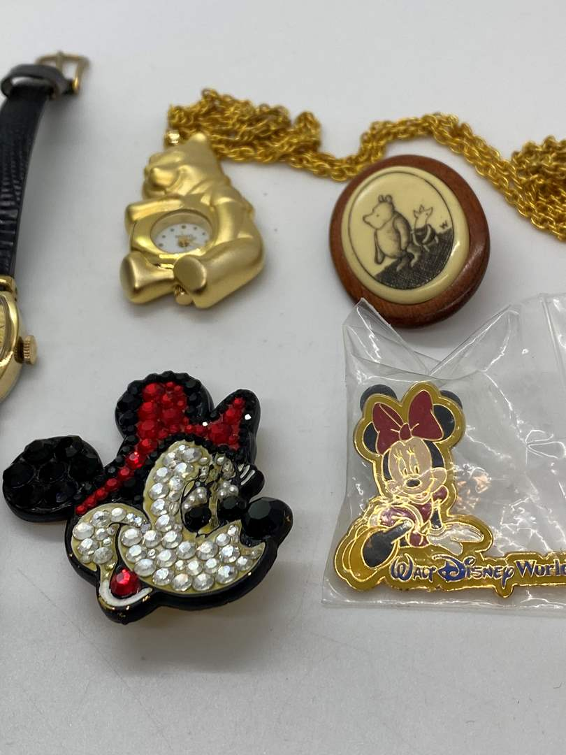 Lot # 213  - Disney Collectable Jewelry (main image)