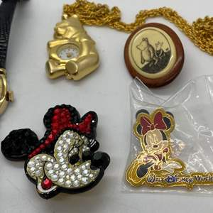Lot # 213  - Disney Collectable Jewelry