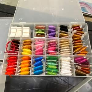 Lot # 262 - Needlepoint Goods