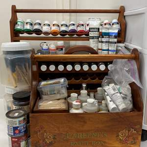 Lot # 265 - Crafting and art paints