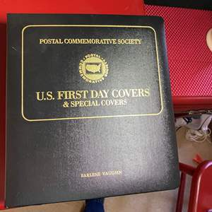 Lot # 302 - US First Day Stamp Collection - Complete