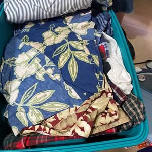 Lot # 312 - Hawaiian Shirts and others