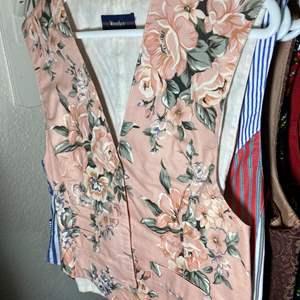 Lot # 344 - Vintage Fabric Vests