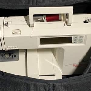 Lot # 348 - Bernina Deco Bernette 600 Embroidery Machine with Accessories